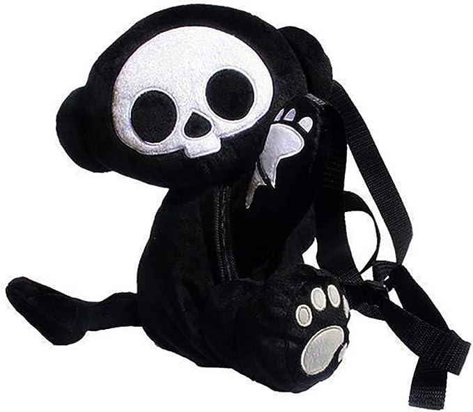 NEW Still in bag Skelanimals Marcy Monkey Clip-on plush