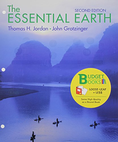 Essential Earth (Loose Leaf) & Portal Access Card (6 Month)