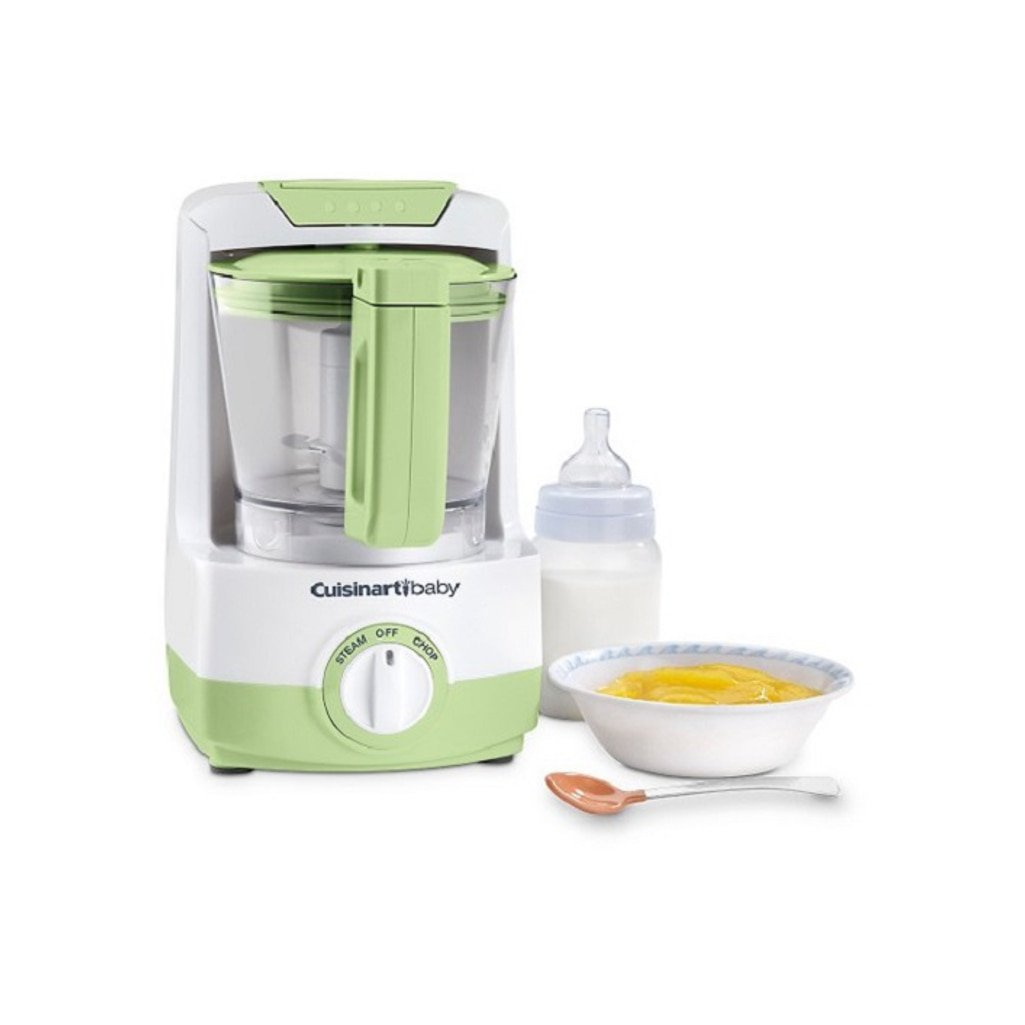 Cuisinart BFM-1000GN Baby Food Maker and Bottle Warmer, Green by Cuisinart (Image #2)