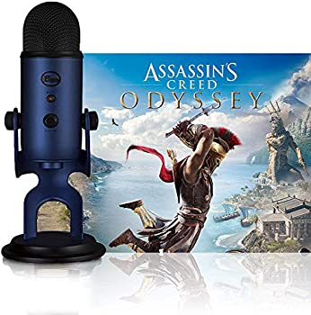 Blue Yeti USB Microphone + Assassin's Creed Odyssey for PC