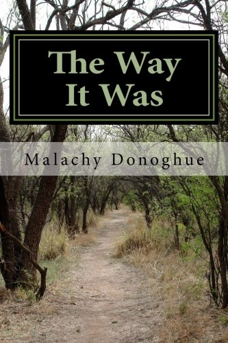 The Way It Was: An Irish immigrant's adventures that led him on his journey from Ireland to find his home.