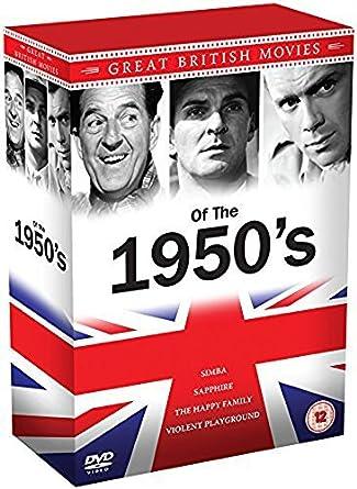 1950s Great British Movies [DVD]: Amazon co uk: Dirk Bogarde