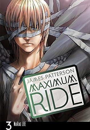 book cover of Maximum Ride, Manga Volume 3