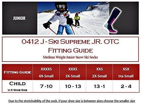 Euro Sock Supreme Girls Ski Socks - ()