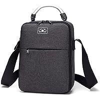 Owill Waterproof Storage Bag Portable Shoulder Bag Durable Handbag for DJI Tello, Keep Your Drone Secure (Black)