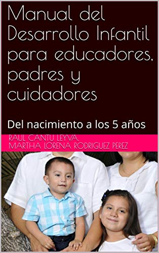 Amazon.com: Manual del Desarrollo Infantil para educadores ...