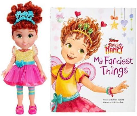 Jakks Disney Fancy Nancy Doll and Book Set