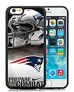 iPhone 6 4.7 Inch TPU Case ,Unique And Fashionable Designed Case With England Patriots Black For iPhone 6 Cover Phone Case