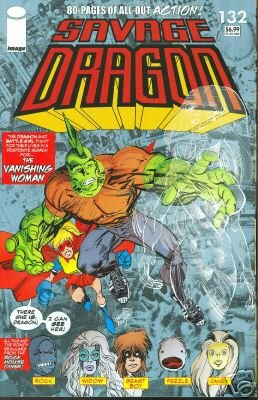 Savage Dragon #132 - (80-pages of all-out Action!) ebook