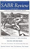 The SABR Review of Books, Society for American Baseball Research (SABR), 0910137382