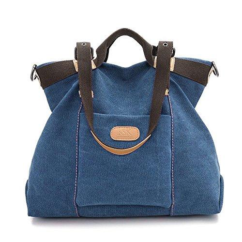 Filles Sac Sacs a à d'épaule Simple main L009eu Mode en Sac Pour Cuir blue Femme main PU Violet WgB6qxYcp