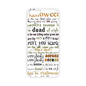 Nightmare Before Christmas iPhone 6 Plus 5.5 Inch Cell Phone Case White yyfabd-372322