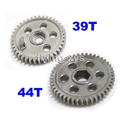 4T Throttle Gear Upgrade Steel Diff. Gear 02040 02041 for 94122 94102 (Aluminum Diff Kit)