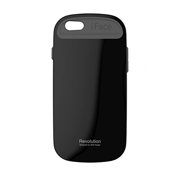 classic fit e2f06 fd862 iFace Mark 1 Revolution Case for iPhone 6 Plus - Retail Packaging - Black