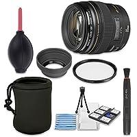 Canon EF 85mm f/1.8 USM Lens - International Version (No Warranty)