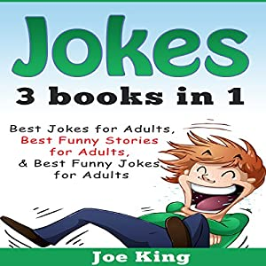Jokes: 3 Books in 1 Audiobook