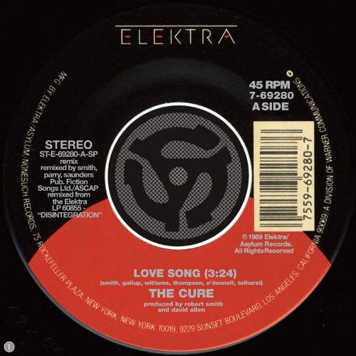 Love Song / 2 Late [Digital 45]