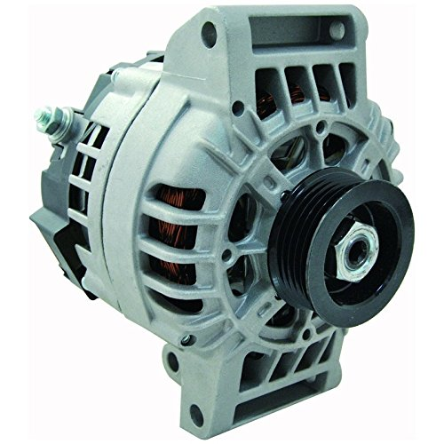 New Alternator For Chevy Chevrolet Cavalier Pontiac Sunfire 2.2L 2.2 (2002-2005) Saturn Ion Vue (2002-2007) Chevy Classic, Malibu 04 05, Oldsmobile Alero 02-04