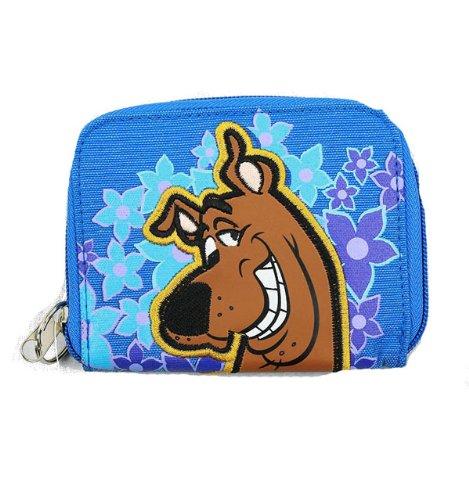 Scooby Doo Zip Wallet (Scooby Doo Wallet)