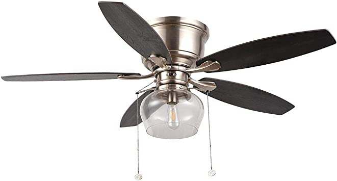 Hampton Bay Ceiling Fan With Light Kit Indoor Outdoor Ceiling Fans Home Garden Worldenergy Ae