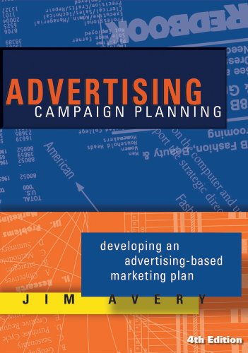 Amazon Com Advertising Campaign Planning Ebook Jim Avery