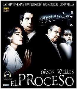 El Proceso [Blu-ray]