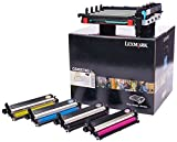 Lexmark C540X74G Black & Color Imaging Kit