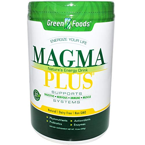 (Green Foods - Magma Plus,10.6oz)