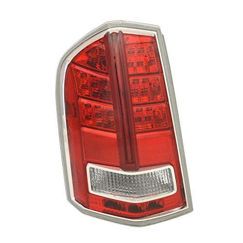 TYC 11-6638-90-1 Chrysler 300 left Replacement Tail Lamp ()