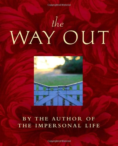 """Read Online The Way Out - includes: """"The Way Beyond""""; """"Weath""""; """"The Teacher"""" pdf"""