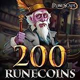 200 RuneCoins: RuneScape [Instant Access]