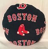 Boston Red Sox round pillow / throw pillows
