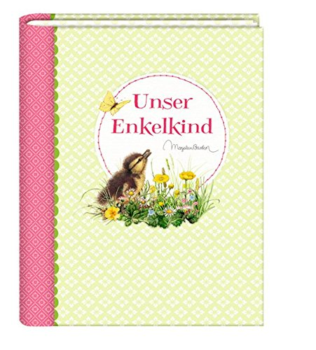 Kleines Foto-Einsteckalbum - Unser Enkelkind (Marjolein Bastin)