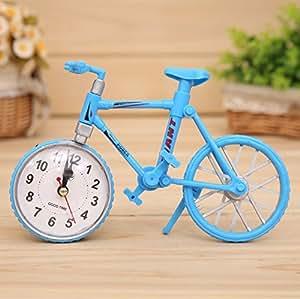 Buwico creative bike design clock children for 70 bike decoration
