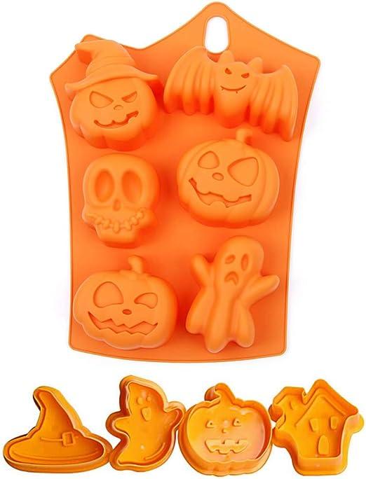 Cute Ghost Cookie Cutter Halloween fondant mold cookiecuter