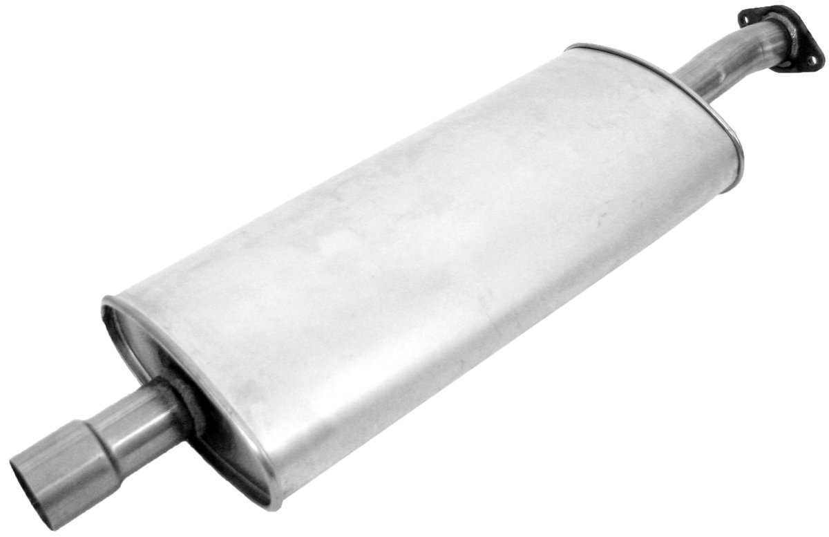 Walker 53760 Quiet-Flow Stainless Steel Muffler Assembly