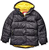 Amazon Essentials Toddler Boys Heavy-Weight Hooded