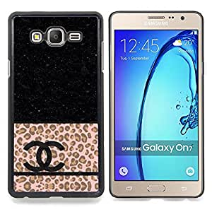 Stuss Case / Funda Carcasa protectora - Moda de ropa de marca Lux Estrellas - Samsung Galaxy On7 O7