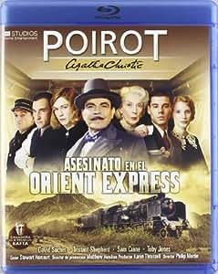 Poirot: Asesinato En El Orient Express [Blu-ray]