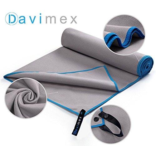 37d37adb3136 Microfiber Sport Towel - Ultra Absorbent Towel Prime - Fast Dry Microfiber  Towel - Quick Dry