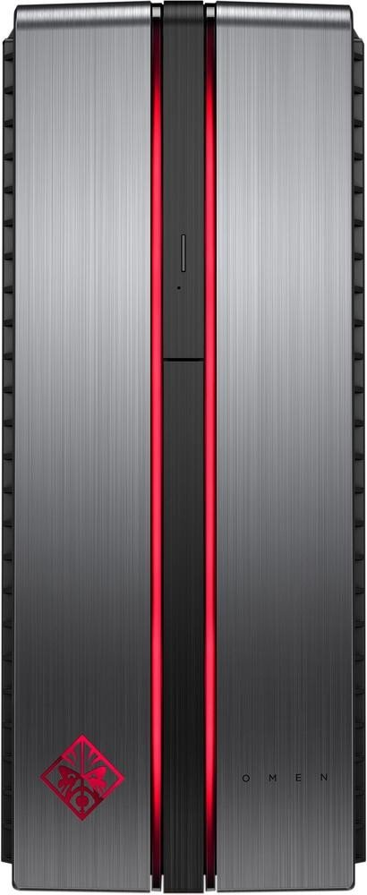 HP OMEN Gaming VR Ready Desktop Intel Quad Core CPU 8GB DDR4 1TB HDD Nvidia GeForce GTX 1060 Capable for HTC VIVE and Oculus Rift by HP