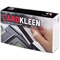 Read Right RR1222 CardKleen Presaturated Magnetic Head Cleaning Cards 2 1/2 x 5 1/4 25/Box