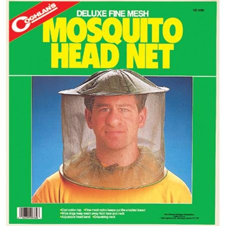 Deluxe Mosquito Head Net - Infant Mosquito Coghlans Net