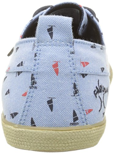 Sails Top Faguo Damen Blau S1601 Oxford Low Fig Pp0w7xqZ