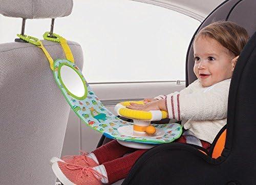 Taf Toys Play /& Kick Car Seat Toy Lights /& Music Baby Safe Mirror Hanging Toys