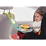 Infant and Baby Car Wheel Toy Car Seat Toy to Entertain and Stimulate for Front Facing Baby (Car Wheel Toy)
