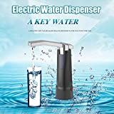 wiwanshop Electric Water Dispenser Mineral Water Electric Suction Unit Automatic Water Pumping Device