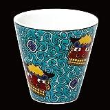 KUTANI YAKI(ware) Sake Cup Shishimai