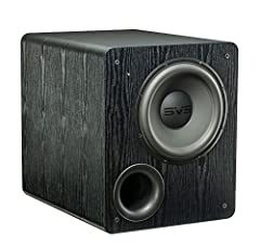 Ported SVS PB-2000 Subwoofer       The Sledge STA-500D is the sonic engine that brings an unprecedented amp technology and sophistication not found anywhere else at this price point. On sheer power alone, it effortlessly punches out 50...
