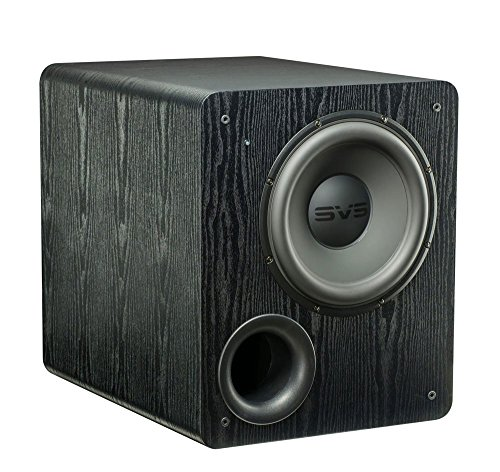 SVS PB2000 12'' 500-watt Powered Subwoofer (Single) by SVS
